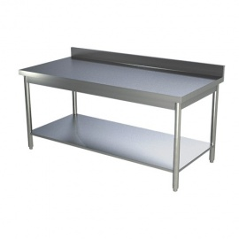 Table de travail adossée 1000 x 600