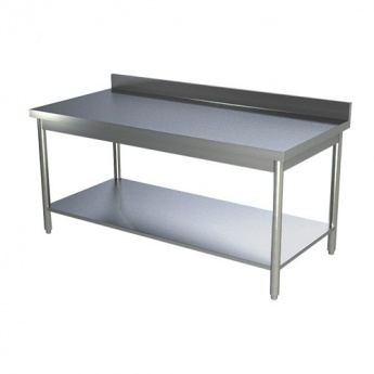 Table de travail adossée 1000 x 700
