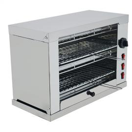 Toaster électrique 2 niveaux