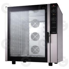 Four 10 nx 600x400 et GN 1/1 cmd électromecaniques