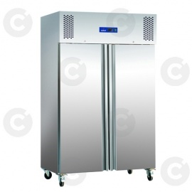 Armoire réfrigérée gastro GN 2/1 positive 1200 L inox
