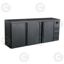 Arrière bar CLASSIC 460L 3P battantes