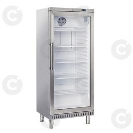 Armoire réfrigérée 500L 600 x 400 - porte vitrée