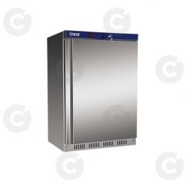 Armoire réfrigérée positive 200 L inox