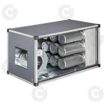 Caisson à charbons actifs dynamique 5 cylindres VR 8/9T