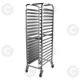 Chariot échelles GN1/1 600x400