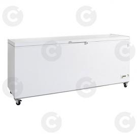 Congélateur coffre 500 L