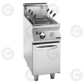 Cuiseur à pâtes gaz simple 26 L