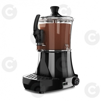 Distributeurs de chocolat chaud LOLA 1 CUVE 3L