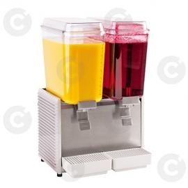 Distributeurs de jus de fruits JUICY 2 cuves