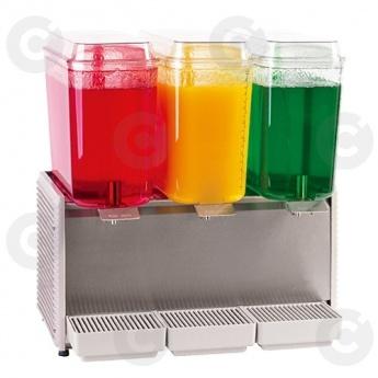 Distributeurs de jus de fruits JUICY 3 cuves