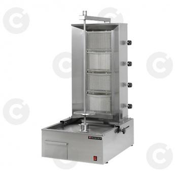 Doner grill gaz 60kg/jour