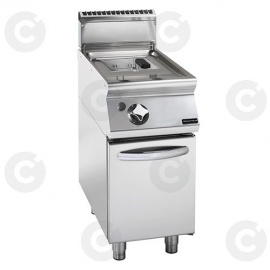 Friteuse gaz simple 13 L