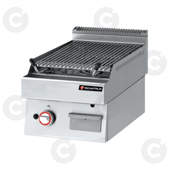 Grill  charcoal gaz simple