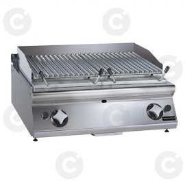 Grill gaz double