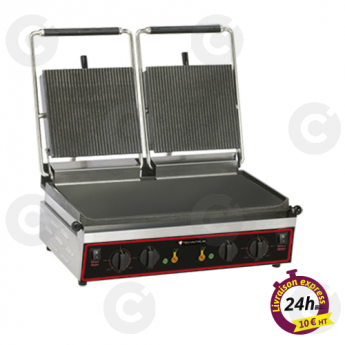 Grill panini double MASTER R/R