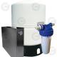 Kit osmoseur avec réservoir