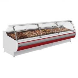Vitrine comptoir MEAT long. 1040