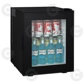 Mini bar réfrigéré porte vitrée 35L