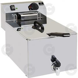 FRITEUSE DE TABLE ELECTRIQUE SIMPLE 10L