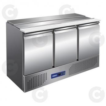Saladette réfrigérée 3 P