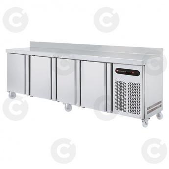 Tour pâtissier adossé 815 L 600x400 ventilé