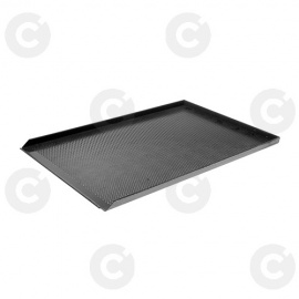 Plaque perforée 600 x 400 anti-adhésive téflon